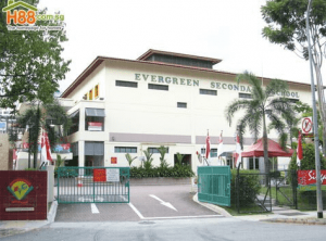 Evergreen Secondary School Ranking and Review 2017 Singapore