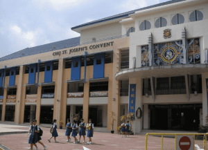 CHIJ St. Joseph's Convent Ranking and Review 2017 Singapore