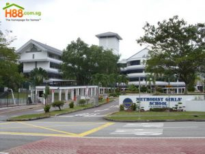 Methodist Girls' School Ranking and Review 2017 Singapore